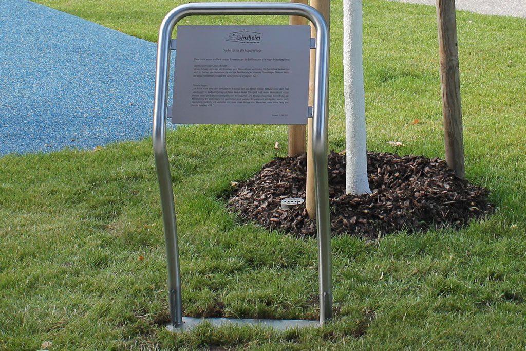 Puregraphik Design Schild